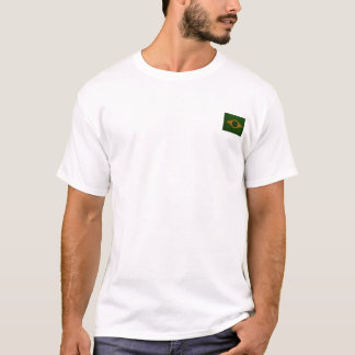 T-shirt Brésil Weed Love !