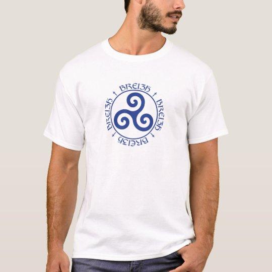 T-shirt Bretagne / Breizh / Britanny