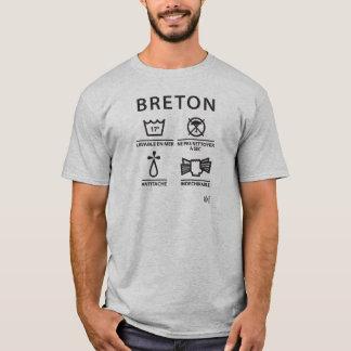 T-shirt Breton, conseils de lavage