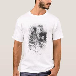 T-shirt Breuvage magique de La, ébauche, de 'Galerie