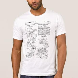 T-shirt Brevet rose de Floyd