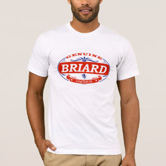 T-shirt Briard