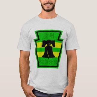 T-shirt Brigade de vallée du Delaware