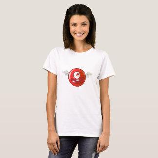 T-shirt Brillez sur Zazzel