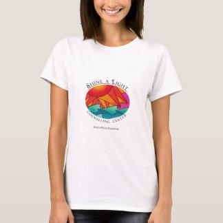 T-shirt Brillez une lumière dans Santa Cruz, la Californie