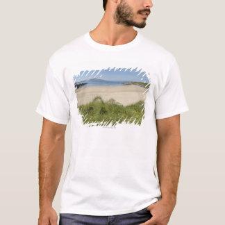 T-shirt Brin argenté avec l'île claire dans