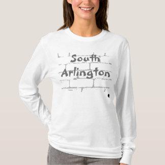 T-shirt Brique du sud d'Arlington