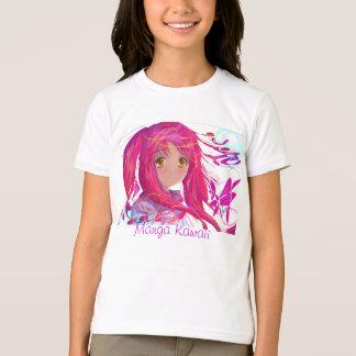 T-shirt brise d'un cerisier