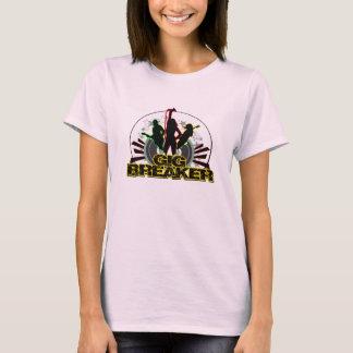 """T-shirt Briseur de yole - logo de """"éclatement"""""""