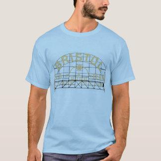 T-shirt Bristol la Virginie/T-shirt signe du Tennessee
