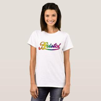 T-shirt Bristol R-U