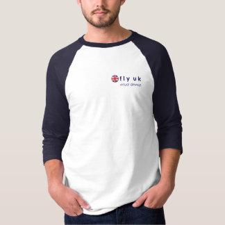 T-shirt BRITANNIQUE de flotte de mouche