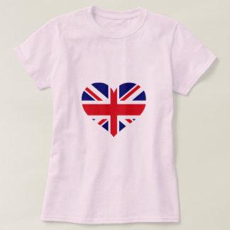 T-shirt BRITANNIQUE d'Union Jack