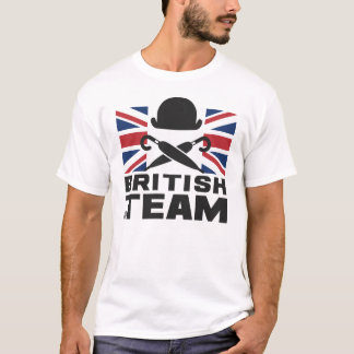 T-SHIRT BRITISH TEAM 2