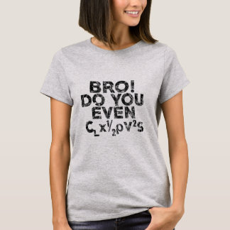 """T-shirt Bro ! Faites-vous même aviation de """"ascenseur"""""""