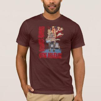 T-shirt Brochets de mer Eaglin, la Nouvelle-Orléans