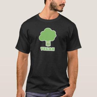 T-shirt Brocoli végétalien
