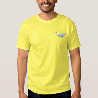 T-shirt Brodé Beluga