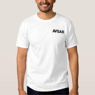 T-shirt Brodé Chemise d'AVSAR