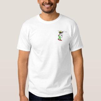 T-shirt Brodé Cowboy de Rasta