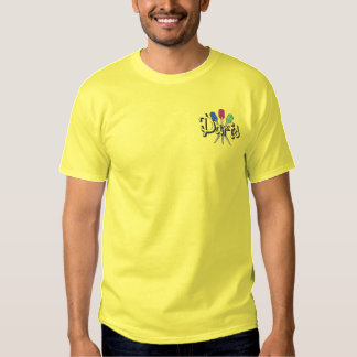 T-shirt Brodé Dards