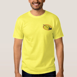 T-shirt Brodé Dragline