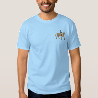 T-shirt Brodé Dressage