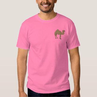 T-shirt Brodé Dromadaire