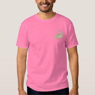 T-shirt Brodé Esturgeon