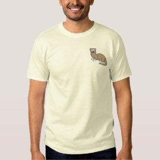 T-shirt Brodé Furet