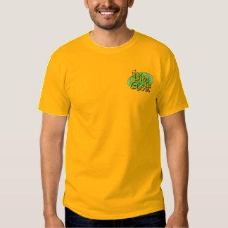 T-shirt Brodé Golf de disque