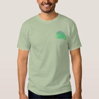 T-shirt Brodé Hosta