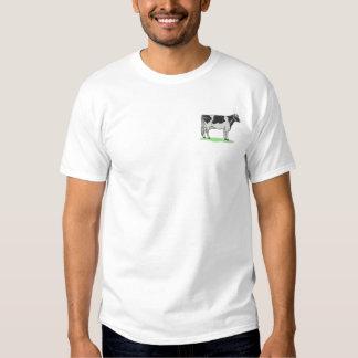 T-shirt Brodé Le Holstein