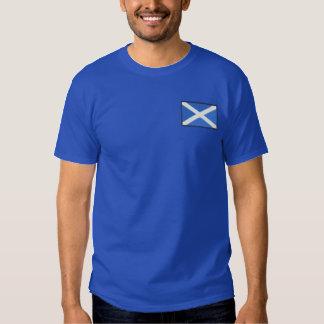 T-shirt Brodé L'Ecosse