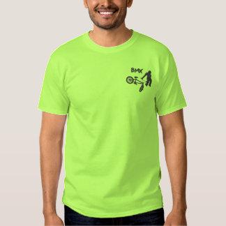T-shirt Brodé Logo de B M X