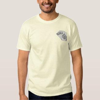 T-shirt Brodé Main de pont
