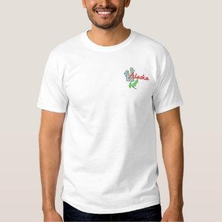 T-shirt Brodé Oubliez-moi pas