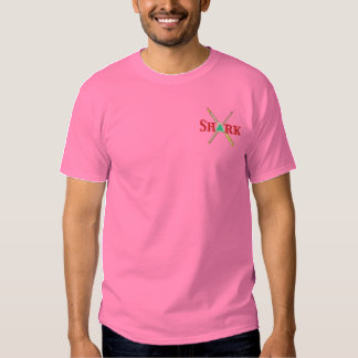 T-shirt Brodé Requin