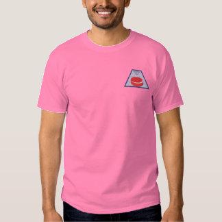 T-shirt Brodé Shuffleboard