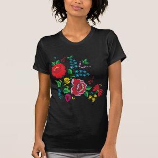 T-shirt Broderie de Kalocsa