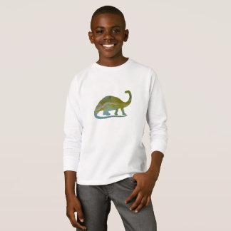 T-shirt Brontosaure