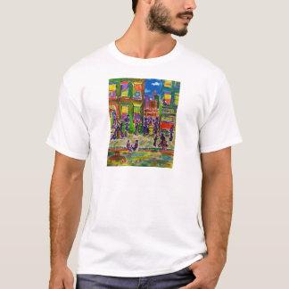 T-shirt Bronx 7 par Piliero