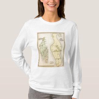 T-shirt Bronx le comté de Westchester New York