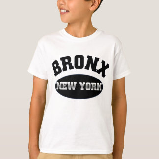 T-shirt Bronx, New York
