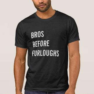T-shirt Bros avant des congés