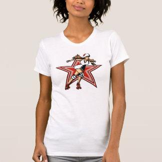 T-shirt Brouilleur de Rollergirl