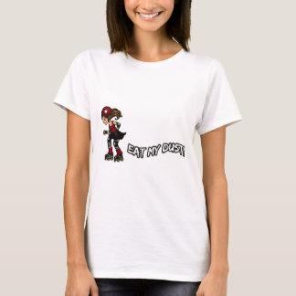 T-shirt Brouilleur rouge de Rollerderby