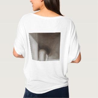 T-shirt Brown et de la terre de ton toujours dessus blanc