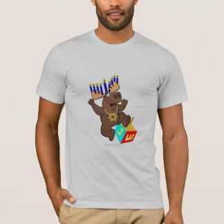T-shirt Bruce les orignaux de Chanukah