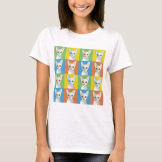 T-shirt Bruit-Art cornouaillais de chat de Rex